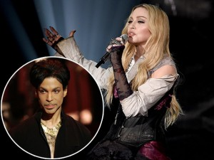 Madonna prepara homenagem a Prince para o Billboard Music Awards