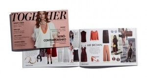 "Shop2gether se lança no impresso com o ""Together Journal"". Vem saber!"