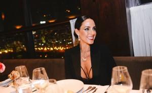 Rolex e Dom Pérignon em jantar harmonizado no Parigi. Só chegar junto!