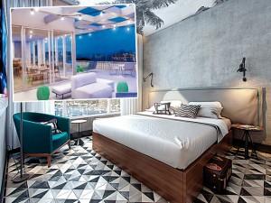 Escritório de Philippe Starck assina projeto de hotel no Rio