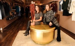 Lançamento Shopdiem por Carol Bassi e Flavia Medrano