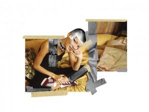 Relançamento de clássico da Adidas traz Kate Moss em campanha artsy
