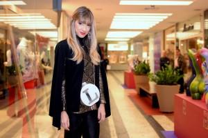 Glamurettes em tarde de moda no Rio: aos cliques