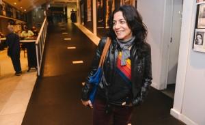 """Sandra Kogut e elenco de """"Campo Grande"""" recebem convidados para pré-estreia"""