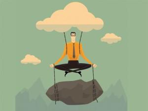 Revista PODER: meditação para aquietar a mente e aumentar o foco