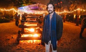 Arraiá de Dinho Diniz esquentou a noite de São Paulo com música e bons amigos