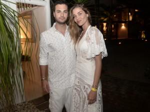 Confira os detalhes do casamento de Ana Beatriz Barros na Grécia