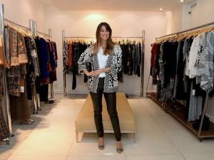 Fabiola Cabral escolhe look da Lucidez para a festa do Glamurama no Rio