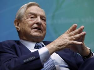 Contra saída do Reino Unido da UE, George Soros evita manobras com a libra