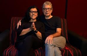 Regina Casé e mais em leitura de obras de Hamilton Vaz Pereira