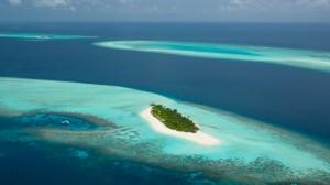 Uma ilha para chamar de sua! Conheça o Four Seasons nas Maldivas