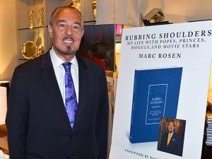 Marc Rosen lança livro com histórias polêmicas da família real de Mônaco