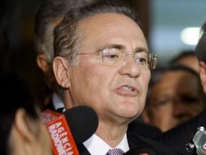 Renan Calheiros turbinou o bronze antes de votação de impeachment