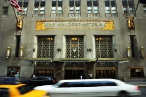 Hotel Waldorf Astoria vai fechar por 3 anos para reforma de US$ 1 bilhão