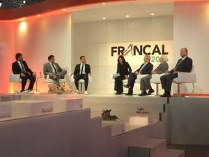 Marina Person e líderes do setor de calçados dão start na Francal 2016 com bate-papo