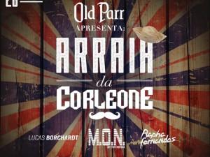 No domingo, Barbearia Corleone arma fervo Arraiá no maior clima caipira