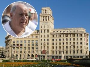 Dono da Zara compra um dos prédios mais icônicos de Barcelona