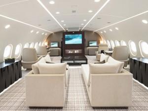Avião executivo mais moderno do mundo custa R$ 1 bilhão