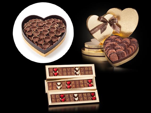 Coração Unforgettable, Coração Choco Discos e Degustação a Dois da Chocolat du Jour  || Créditos: Divulgação