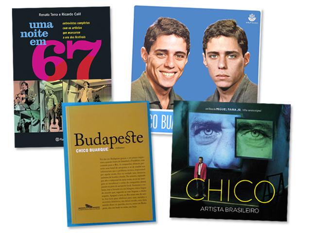 CDs, livros e documentários: o universo de Chico Buarque!