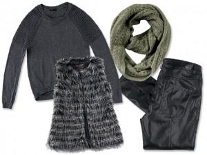 Inverno pede sobreposições para esquentar com estilo. Vem!