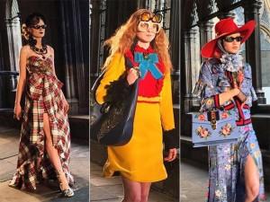 Abadia de Westminster é palco para desfile cruise 2017 da Gucci