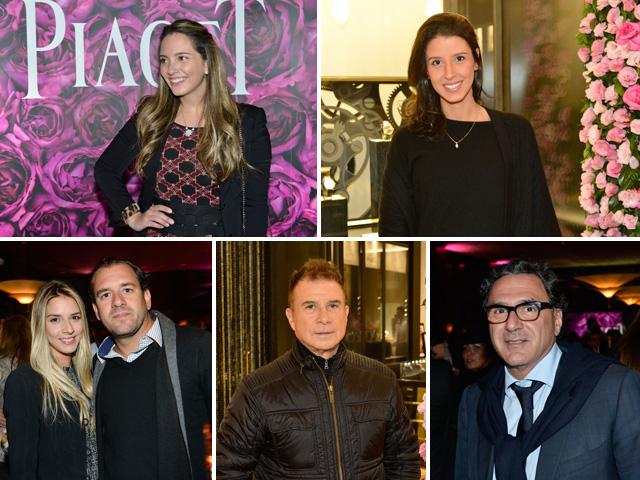 Lele Saddi, Maria Di Pachi, Rogério Fasano, Waldemar Iódice e Paula Drumond e Bruno Setubal || Créditos: Divulgação