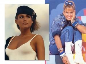 Xuxa vai encerrar desfile-homenagem à década de 80 com icônica bota branca