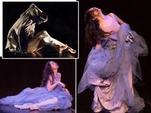 Bailarina Marta Soares encerra ocupação com a premiada peça Les Poupées