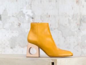Desejo do Dia: um toque de cor e grafismo com a ankle boot da Marni