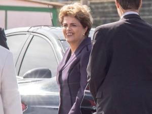 O almoço com Dilma Roussef em Campinas: bobó, discurso e boas risadas