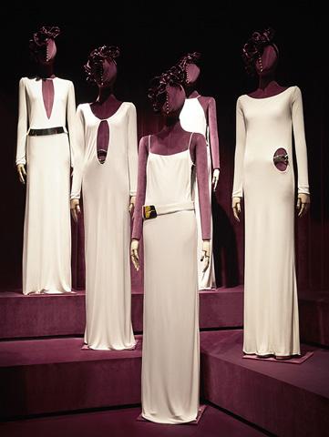 A sala dedicada ao ready-to-wear feminino criado por Tom Ford  ||  Crédito: Divulgação