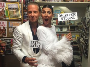 Jet set desembarca em peso em Capri para o casamento de Giovanna Battaglia