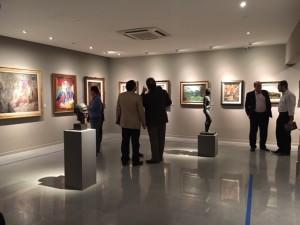 Mostra reúne quatro séculos de arte com coleção pessoal de Airton Queiroz