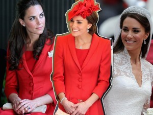Kate Middleton repete look e brincos de diamante usados no casamento
