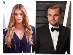 Leonardo DiCaprio com a mesma loira em um segundo encontro? Huumm…