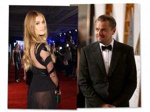 Modelo dinamarquesa é apontada como nova namorada de Leonardo DiCaprio