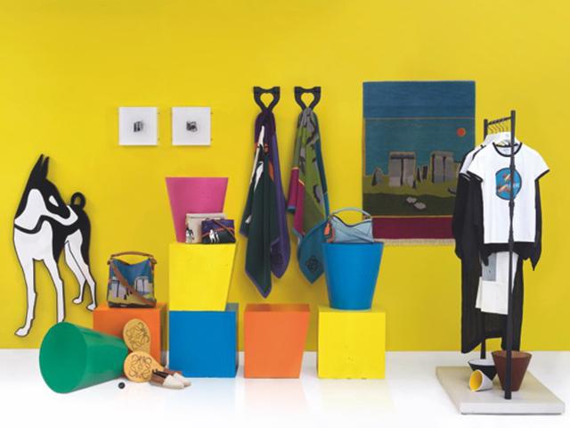 Nova pop-up store da Loewe em Ibiza!      Crédito: Divulgação