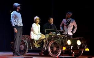 """Musical """"Love Story"""" estreia só com atores negros no Rio"""