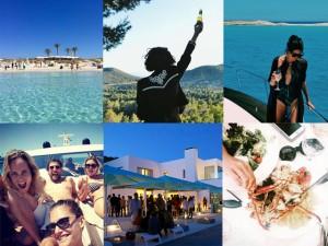 Os hits que ferveram a MillerHouse em Ibiza? Glamurama entrega!