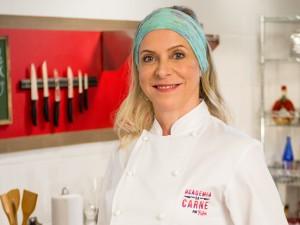 Chef Mônica Rangel ensina seus truques com carne bovina em curso gratuito