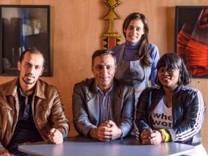 Chef Bel Coelho arma almoço beneficente ao lado de refugiados