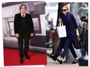 Artista plástico George Condo é apontado como novo affair de Ashley Olsen