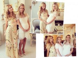 Nicky Hilton ganha chá de bebê no Waldorf Astoria com ex-babá celebridade