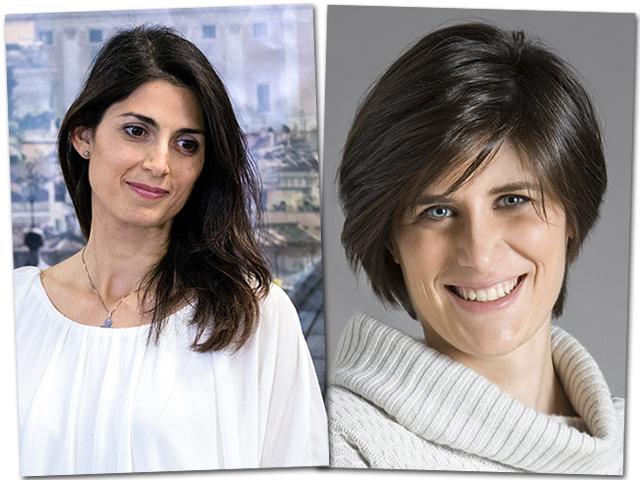 Virginia Raggi e Chiara Appendino: as novas prefeitas de Roma e Turim, respectivamente