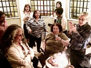 Por dentro do almoço de aniversário de Maria Bethânia, no RJ