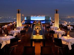 Jantares dos céus: os melhores e mais altos restaurantes pelo mundo
