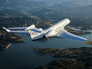 Must have de bilionários, jato da Gulfstream bate recorde de velocidade