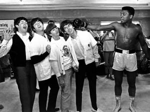 Famosos prestam suas homenagens ao boxeador Muhammad Ali