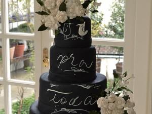 Detalhe que faz a diferença: o bolo de casamento de Isabella Suplicy para Kadu Dantas